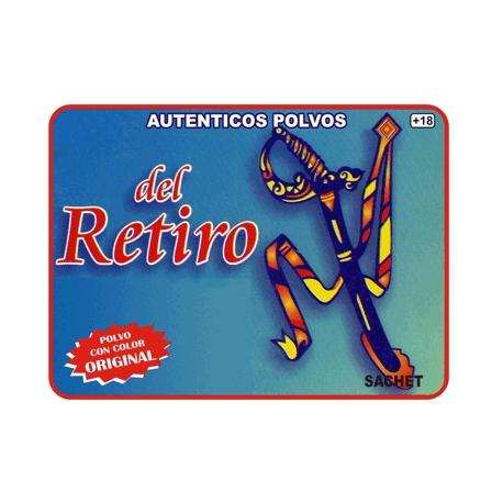 POLVO ESPECIAL DEL RETIRO