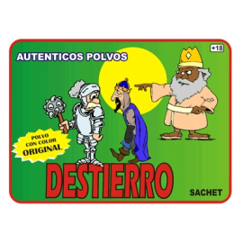 POLVO ESPECIAL DESTIERRO