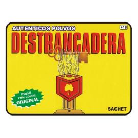 POLVO ESPECIAL DESTRANCADERA