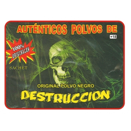 POLVO ESPECIAL DESTRUCCION