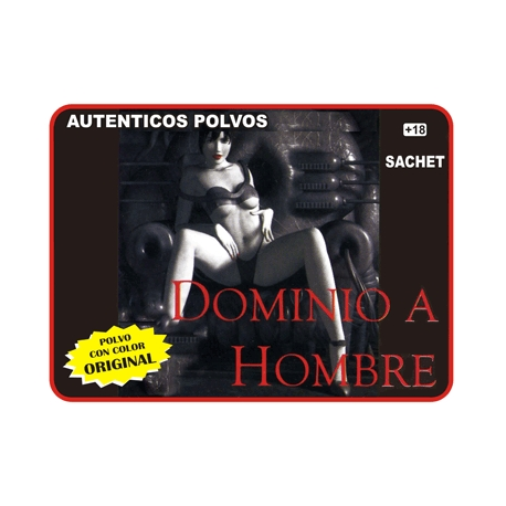 POLVO ESPECIAL DOMINO A HOMBRE