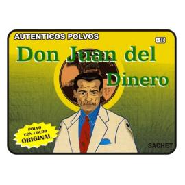 POLVO ESPECIAL DON JUAN DEL DINERO