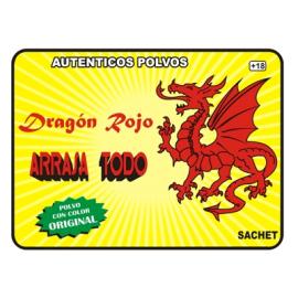 POLVO ESPECIAL DRAGON ROJO