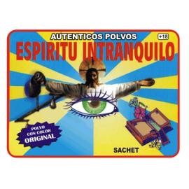 POLVO ESPECIAL ESPIRITU INTRANQUILO
