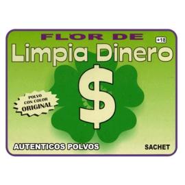 POLVO ESPECIAL FLOR DE LIMPIA DINERO