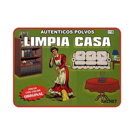 POLVO ESPECIAL LIMPIA CASA