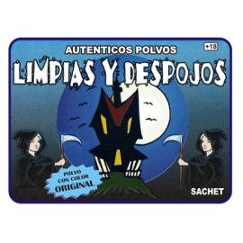 POLVO ESPECIAL LIMPIAS Y DESPOJOS