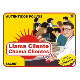 POLVO ESPECIAL LLAMA CLIENTE