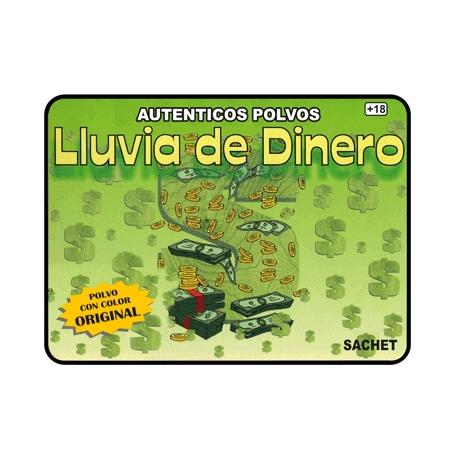 POLVO ESPECIAL LLUVIA DE DINERO