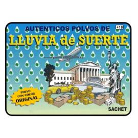 POLVO ESPECIAL LLUVIA DE SUERTE