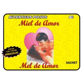 POLVO ESPECIAL MIEL DE AMOR