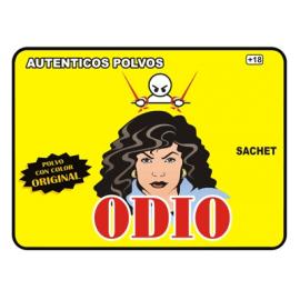 POLVO ESPECIAL ODIO