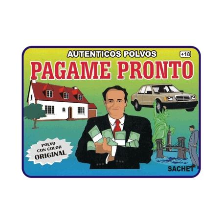 POLVO ESPECIAL PAGAME PRONTO