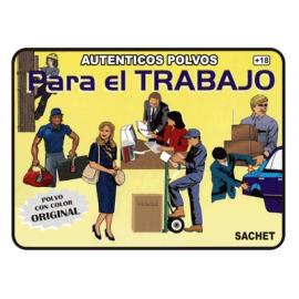 POLVO ESPECIAL PARA EL TRABAJO
