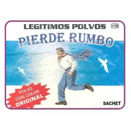 POLVO ESPECIAL PIERDE RUMBO
