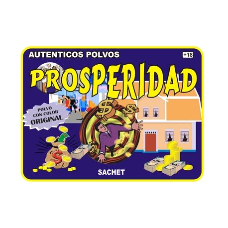 POLVO ESPECIAL PROSPERIDAD