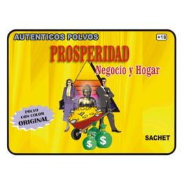 POLVO ESPECIAL PROSPERIDAD EN EL NEGOCIO Y EL HOGA