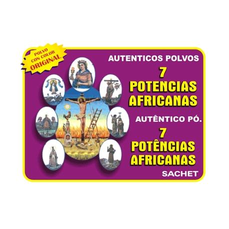 POLVO ESPECIAL SIETE POTENCIAS
