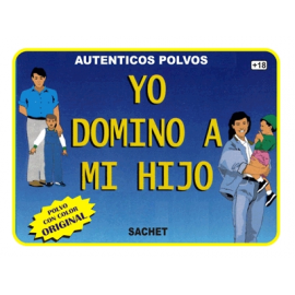 POLVO ESPECIAL YO DOMINO A MI HIJO