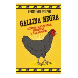 POLVO GALLINA NEGRA