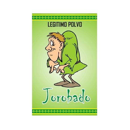 POLVO JOROBADO DE LA SUERTE