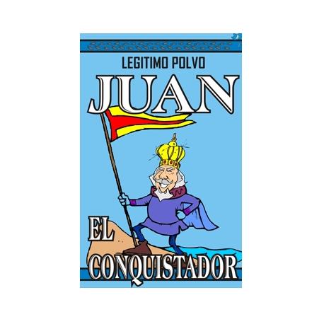 POLVO JUAN EL CONQUISTADOR