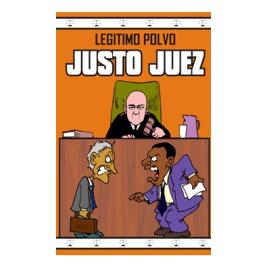 POLVO JUSTO JUEZ