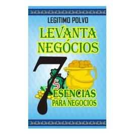 POLVO LEVANTA NEGOCIO