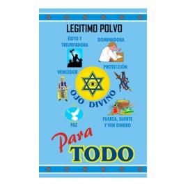 POLVO PARA TODO