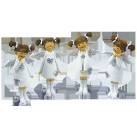 ANGEL BLANCO GAFAS 9CM (REF 05/320)