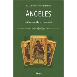 ANGELES (LIBRO MAS CARTAS)