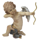 ANGEL PLATA CUPIDO 16,5CM (REF 3372331)