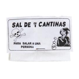 SAL DE LAS SIETE CANTINAS