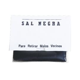 SAL NEGRA