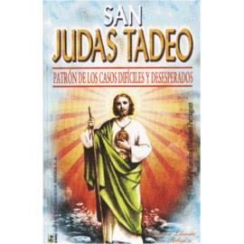 SAN JUDAS TADEO PATRON DE LOS CASOS DIFICILES