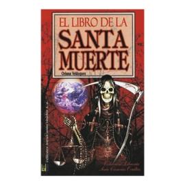 SANTA MUERTE, EL LIBRO DE LA (ROJO)