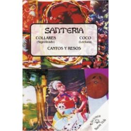 SANTERIA - COLLARES Y COCO