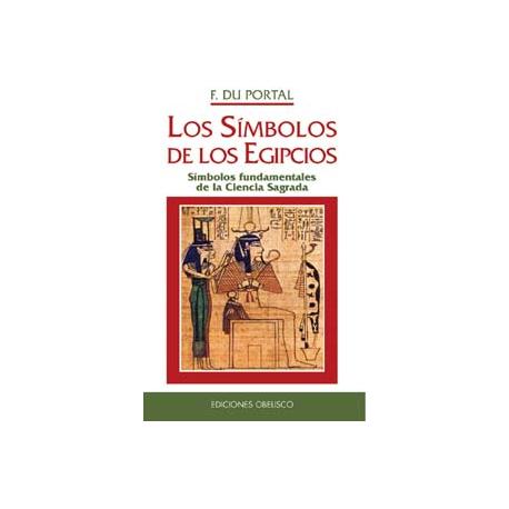 SIMBOLOS DE LOS EGIPCIOS, LOS (N.E.)