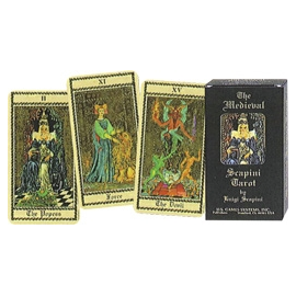 SCAPINI MEDIEVAL AGM TAROT