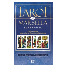 TAROT DE MARSELLA SUPERFACIL (LIBRO MAS CARTAS)