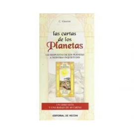 TAROT PLANETAS, CARTAS ADIVINATORIAS