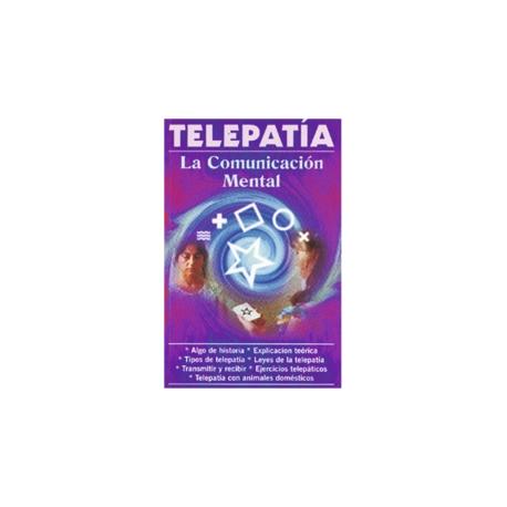 TELEPATIA LA COMUNICACION MENTAL