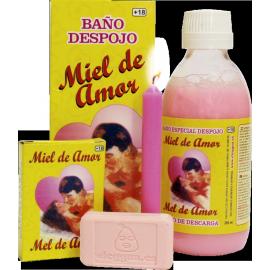 BAÑO MIEL DE AMOR