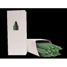 VELA 20 CM MENTA (caja 12/uni)