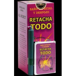 BAÑO RETACHA TODO