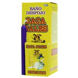 BAÑO SACA SAL