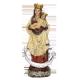 VIRGEN ALMUDENA 11CM (REF 04/217)