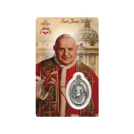 ESTAMPA MEDA JUAN XXIII