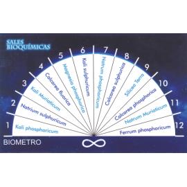BIOMETRO BIOQUIMICAS 13X8,5CM