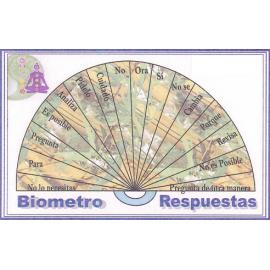 BIOMETRO RESPUESTAS 13X8,5CM